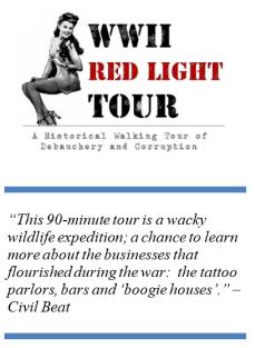 Spouse WWII tour