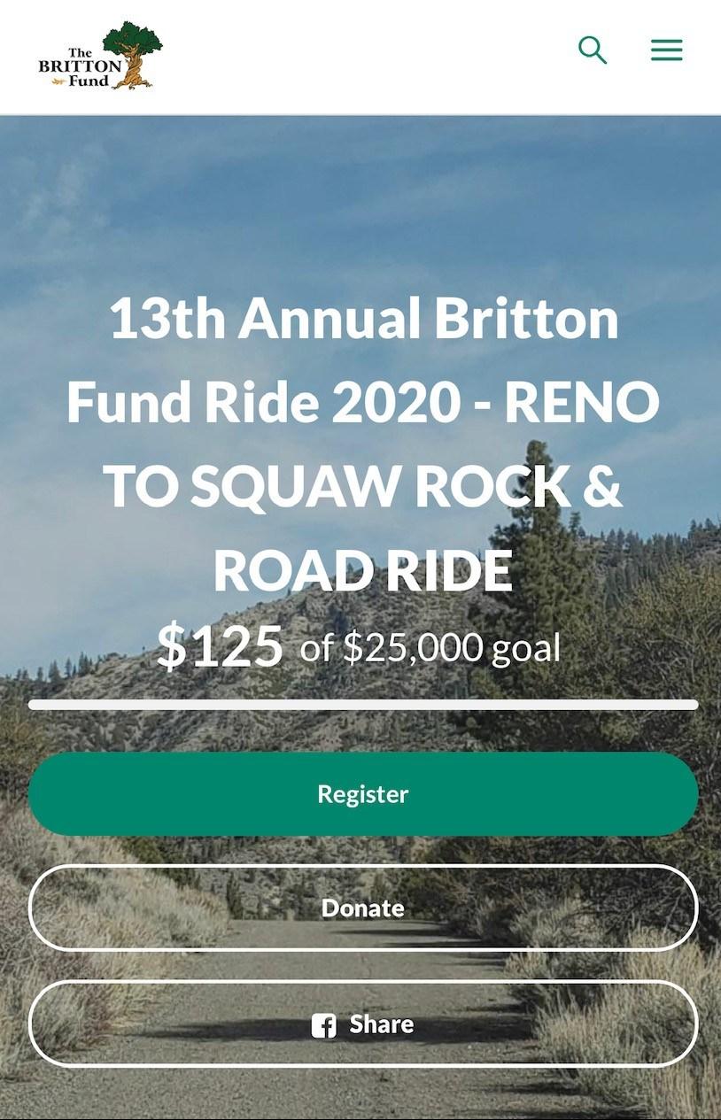 ride website